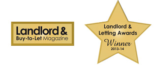 Voted Top Letting Agent 2013/2014